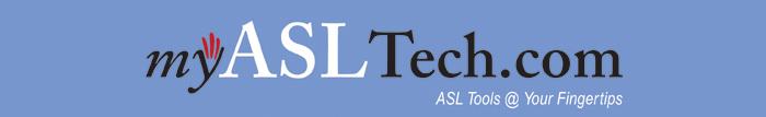 myASLTech Info Logo