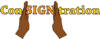 Con-Sign-tration logo